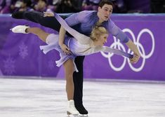 Olympic gold medalists - pairs skating