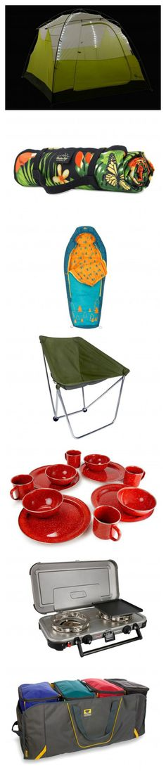 The latest gear to make your car camping experience downright luxurious. Camping Glamping, Camping And Hiking, Backpacking, Camp Gear, Car Travel, Travel Planner, Adventure Is Out There, The Great Outdoors, Trips
