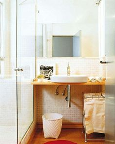 ideas decoracion baños pequeños | Diseño de interiores