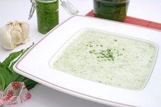 Bärlauchcremesuppe auf www.gutekueche.at lecker, easy Rezept