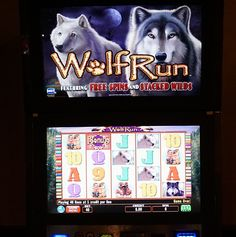 Our new slot Machines are the best. #Gaming #RailRoadPass #Gamble
