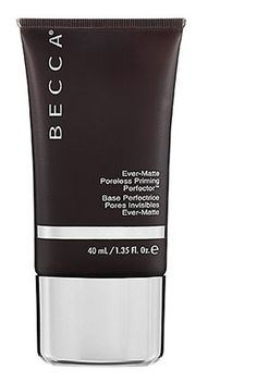 This new Becca primer is perfect for those with oily skin, it has a different texture but it works!  -A
