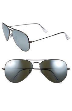 087f1f4c779c Main Image - Ray-Ban Original Aviator 58mm Sunglasses Coach Handbags