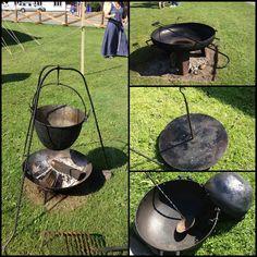 moments of perfect clarity: i have viking fireplace envy Viking Bed, Viking Camp, Viking House, Vikings Live, Open Fire Cooking, Viking Village, Medieval Furniture, Viking Reenactment, Modern Rustic Decor