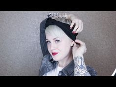 7 Ways I Style my Pixie Cut / Quick & Easy - YouTube