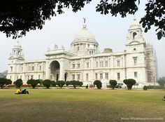Victoria Memorial Hall Kolkata
