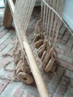 Petras textila resa: oppstadgogn Tablet Weaving, Loom Weaving, Vikings, Peg Loom, Petra, Textile Art, Handicraft, Fiber Art, Needlework