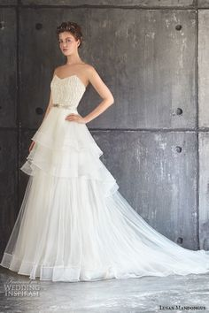 Lusan Mandongus 2016 Wedding Dresses. 2016 Wedding DressesWedding Dress ... 90b42244b8c0