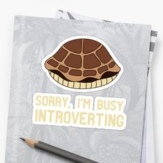 Busy Introverting, huh? INFJ, INTJ