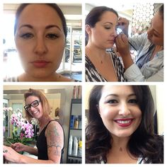 Summer soiree pre-beautifying - with blushington and patricia lynn laas #summersoiree