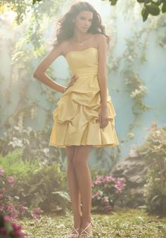 Disney Fairly Tale dress by Alfred Angelo Bridesmaids