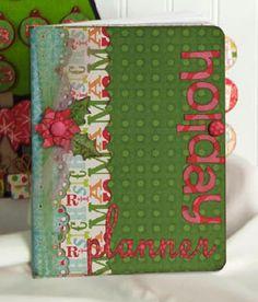 Allred Design Blog: Composition Notebook Holiday Planner + Printables