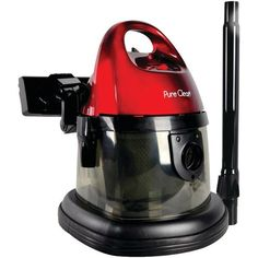 PYLE HOME PUCVC29 Compact Wet Dry Vacuum Cleaner