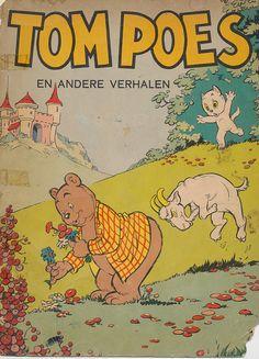 omslag Tom Poes e a v j 60