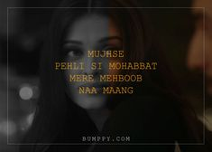 10 Romantic and sassy dialogues by Ae dil hai Mushkil, that will make you fall in love over again Maya Quotes, Song Lyric Quotes, Deep Quotes, Poetry Quotes, Hindi Quotes, Girl Quotes, Song Lyrics, True Feelings Quotes, Sad Love Quotes