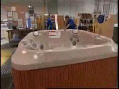 """Jacuzzi """"Factory"""" Video"""