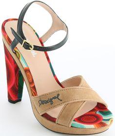 Desigual női szandál | Női szandál és szling Webáruház | Desigual Webáruház | Papucs és Szandál Webáruház | Lifestyleshop.hu Wedges, Sandals, Shoes, Fashion, Slide Sandals, Moda, Sandal, Shoes Outlet, Fashion Styles