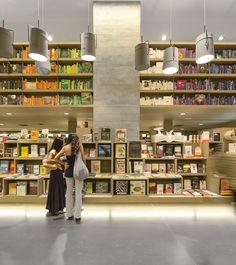 Livraria Saraiva / Studio Arthur Casas