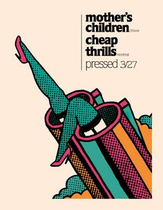 Mother's Children and Cheap Thrills at Pressed in Ottawa, by Kenneth J. Maclaurin
