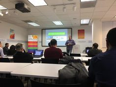 #NVIDIA deep learning workshop for #AI+ accelerator, by NVIDIA accredited lecturer Craig Tierney.