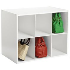 i need one of these to store my bags. who am i kidding, i really need like 4 of them.