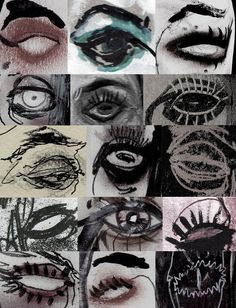 Art Sketches, Art Drawings, Arte Dope, Arte Punk, Arte Obscura, Illustration, Art Graphique, Pics Art, Art Plastique