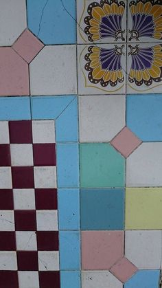 Tiles Baldosas, Chiang Mai, Tailandia