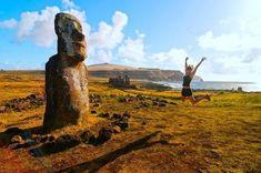 Easter Island - Ile de Paques - un endroit incroyable #easterisland #travel #traveltips #iledepaques