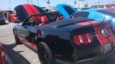 Mustang CarShow 5/10/2014 OKC  convertible