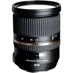 Tamron SP 24-70mm f/2.8 DI VC USD Lens for Canon Cameras  http://www.bhphotovideo.com/c/product/845339-REG/Tamron_SP_24_70mm_f_2_8_DI.html