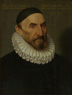Pieter Pourbus : Portret van Jacob van der Gheenste, schepen en raadsman van de stad Brugge