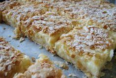 Desert prajitura cremes ca la Cluj