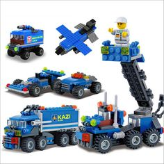 Transport Dumper Truck DIY Model 163Pcs Building Blocks //Price: $16.18 & FREE Shipping //     #fashion