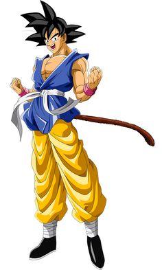 Goku GT adulto