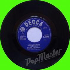 The Rolling Stones  Paint It Black MONO F.12395 Rock Winyl