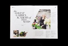 SMC Magazine by Marcin Plonka, via Behance