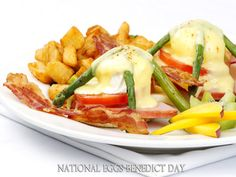 Download Free National Eggs Benedict Day desktop hd wallpapers and backgrounds images. More holiday wallpapers at: http://www.freecomputerdesktopwallpaper.com/