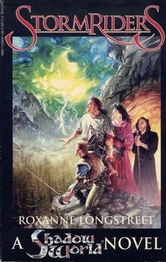 Product Line: Shadow World  Product Edition: SW  Product Name: StormRiders  Product Type: Novel  Author: R. Longstreet  Stock #: novel  ISBN: 1-55806-138-X  Publisher: ICE  Cover Price:   Page Count:   Format: Novel  Release Date: 1993?  Language: English