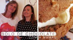 Bolo de Chocolate com Chantilly e Suspiro - Confissões de uma Doceira Amadora - YouTube