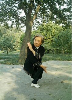 Zou Shuxian, adopted daughter of Jiang Rong Jiao.