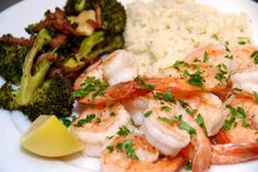 Breakfast Tonight: Sauteed Shrimp and Veggies   Award-Winning Paleo Recipes   Nom Nom Paleo