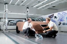 Vw Eos, Design Process, Exotic Cars, Concept Cars, Volkswagen, Model Car, Sculpting, Modeling, Scale