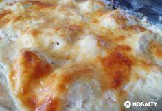 Hungarian Recipes, Hungarian Food, Lasagna, Mashed Potatoes, Chicken Recipes, Bacon, Food And Drink, Pizza, Turkey