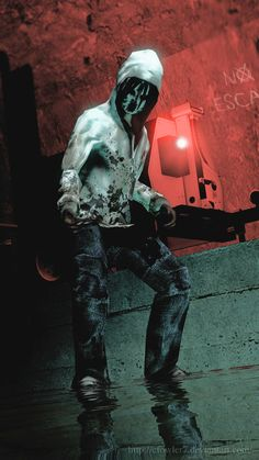 Slender - The Chaser by cfowler7 < Wait, is this the actual game-ish guy?  LIKE I HEARD THERE'LL BE ANOTHER SLENDERMAN GAME PART OUT SOON!