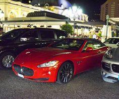 #Casino The Only Red Maserati Gran Cabrio I have ever seen Rate 1⃣ to  #Maserati #Gt #grancabrio #Granturismo #Montecarlo #Monaco #cabriolet #maseraticabrio #maseratigt #italiancar #Supercar #carmadguy #carspotting #carspotter #carporn by carmadguy from #Montecarlo #Monaco