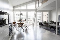 Un duplex en grande hauteur - PLANETE DECO a homes world