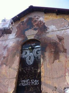 Borondo - Street Artist