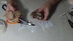 Кукольная мастерская: зимние посиделки. День 3. Анастасия Голенева