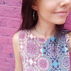 Nouveauté ! Notre collier noeud ras de cou maintenant disponible en plaqué or #stelladotstyle #stelladot#knotnecklace#knotchoker #newcollection
