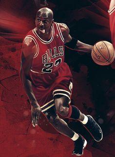 Michael Jordan - The greatest